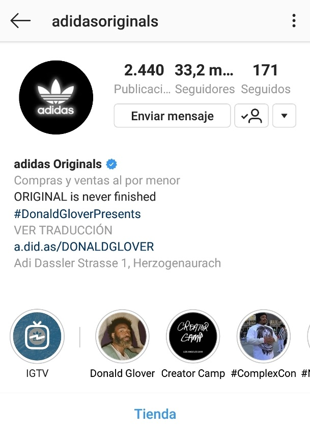 stories instagram doofinder