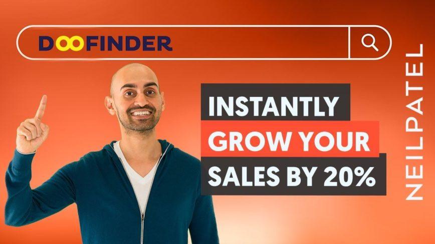 Neil Patel ha aumentado las ventas online un 20 % gracias a Site Search. ¿Cómo lo ha hecho?