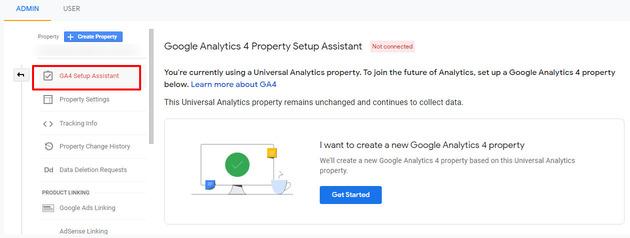 google-analytics-4-instalar