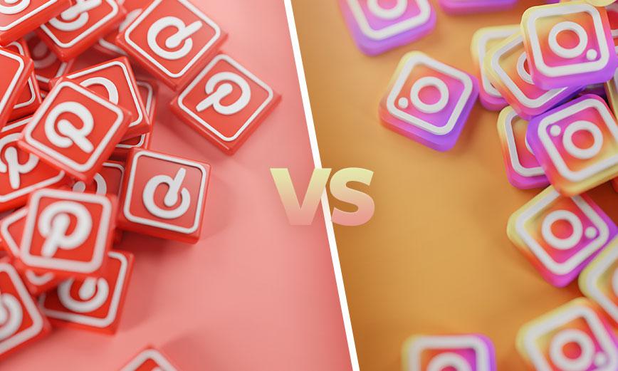 6 motivos por los que Pinterest es mejor que Instagram para tu e-commerce (y viceversa)