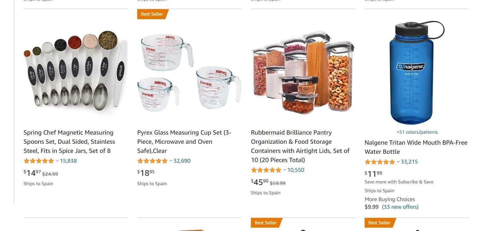 next product e-commerce catalog