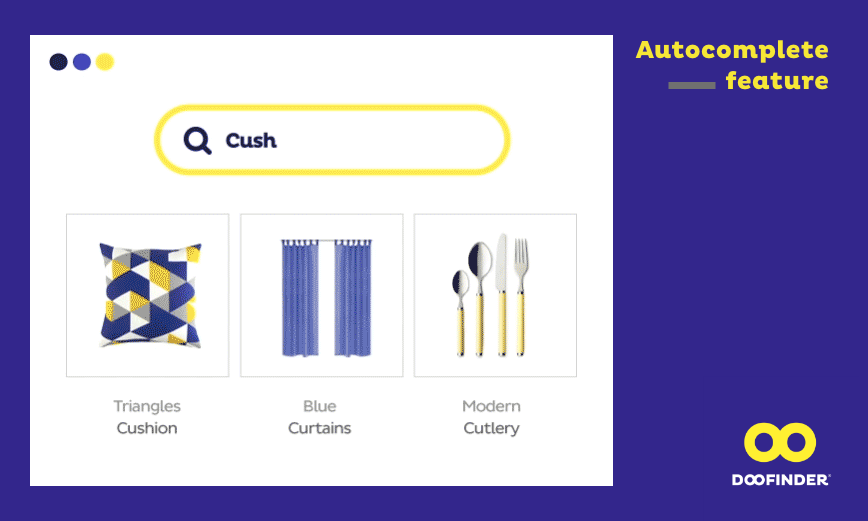 [Autocomplete feature in your internal search engine] Boost your online store's sales with search suggestions