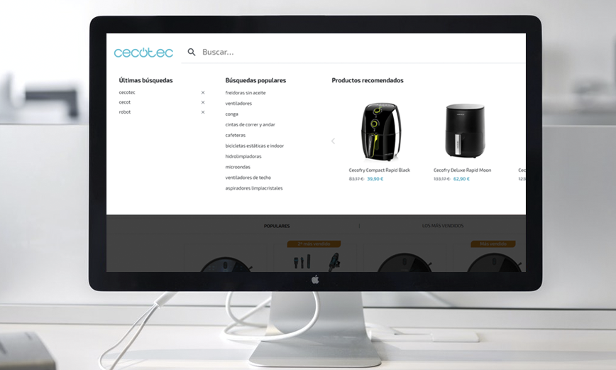 """Doofinder """"Live-Layer"""": Revolutionize your eCommerce search experience"""