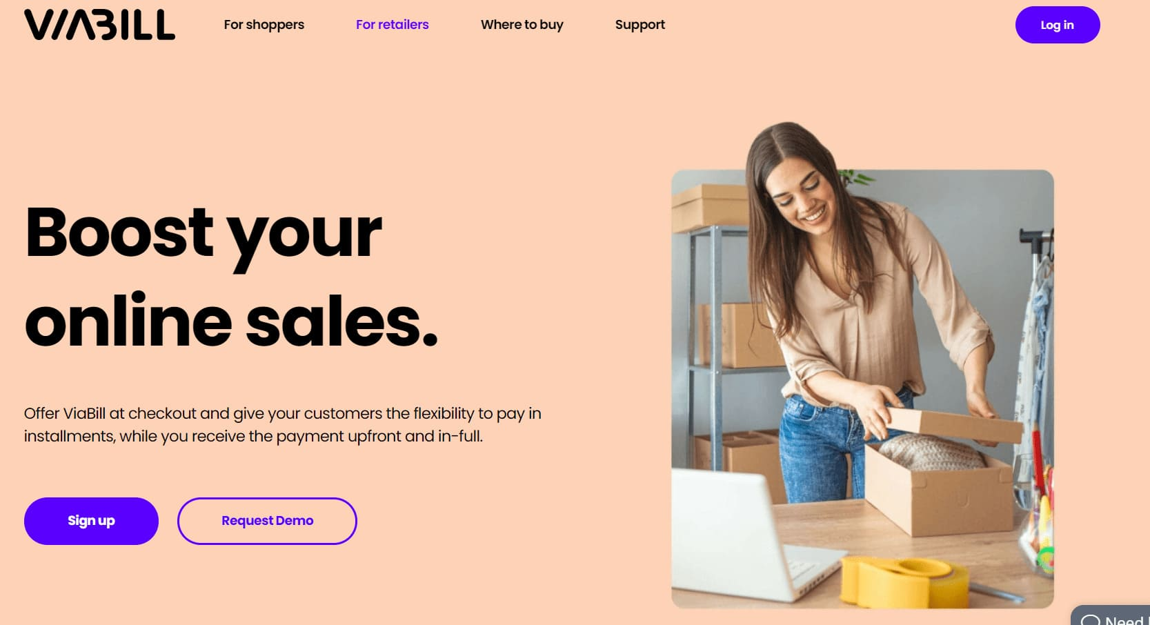 split payment examples
