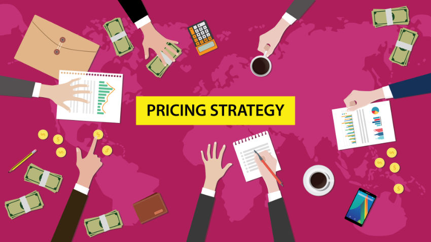 What is pricing and what pricing strategy you have to use to get the most for your products